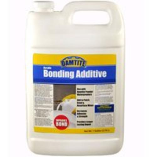 Damitite Waterproofing 15370 Acrylic Bonding Additive, 1 Gallon