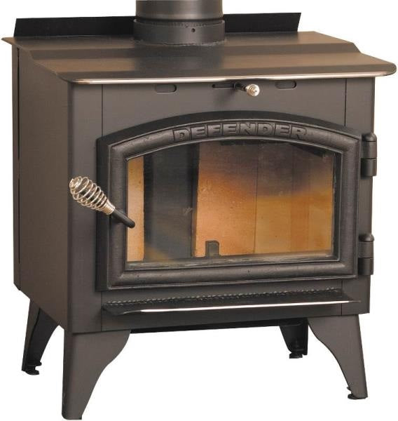 Vogelzang TR001-B Defender Wood Stove-Epa-Blower