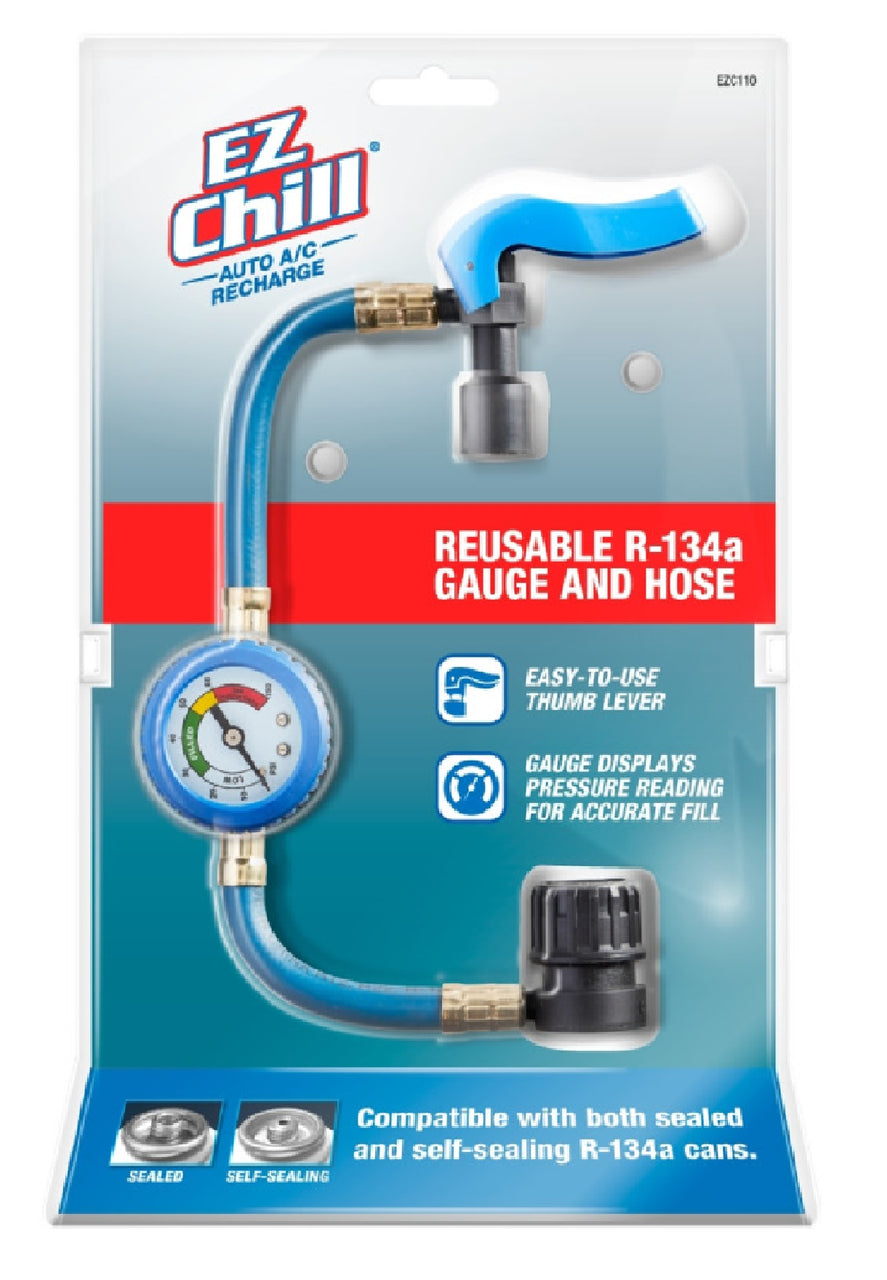 EZ Chill EZC110-4 Reusable Gauge and Hose