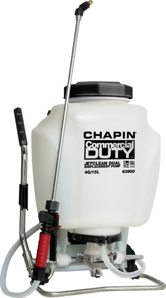 Chapin 63900 JetClean Commercial Backpack Sprayer