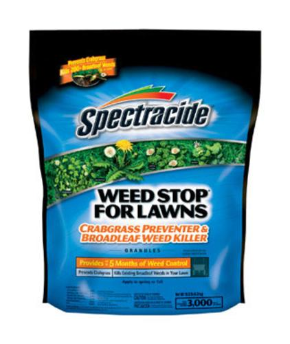 Spectracide HG-85832 Weeds Stop For Lawns, 10 lbs
