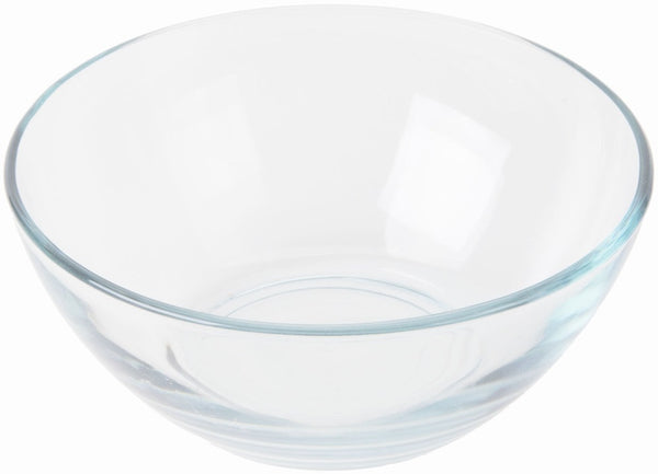 Anchor Hocking 86642 Crystal Presence Glass Bowl, 5.75""