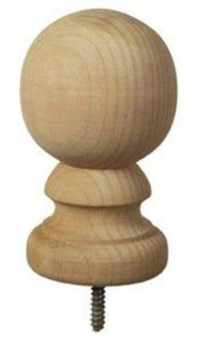 Universal Forest Products 106088 Colonial Ball Post Top, 5-1/4""
