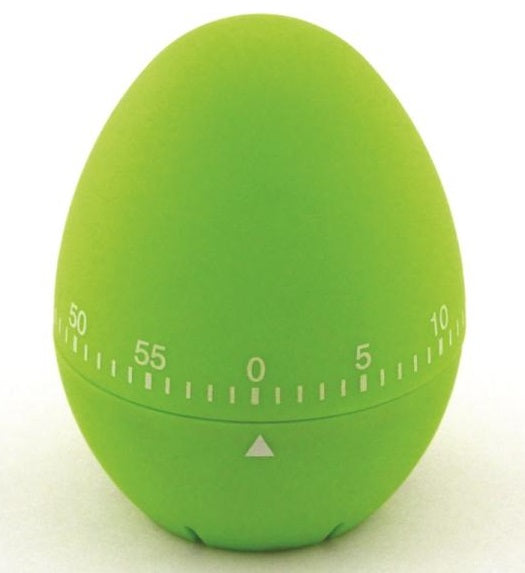 Zing 93100 60-Minute Egg Timer, Assorted Colors