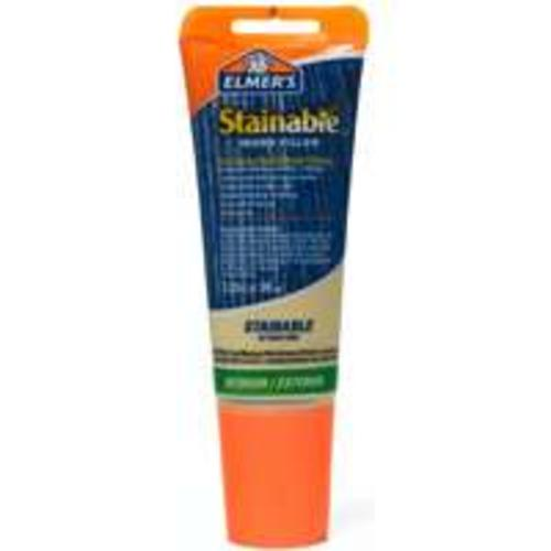 Elmer's E887Q Stainable Wood Filler Tube 3.25 Oz.
