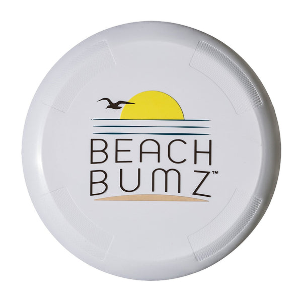 Franklin 53114 Beach Bumz Flying Disc, White