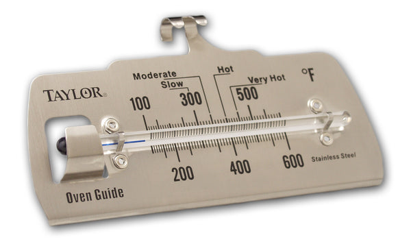 Taylor 5921N Five Star Commercial Oven Guide Thermometer