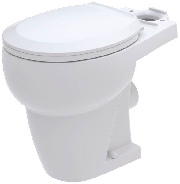 Thetford 42772 Macerating Toilet Bowl, White