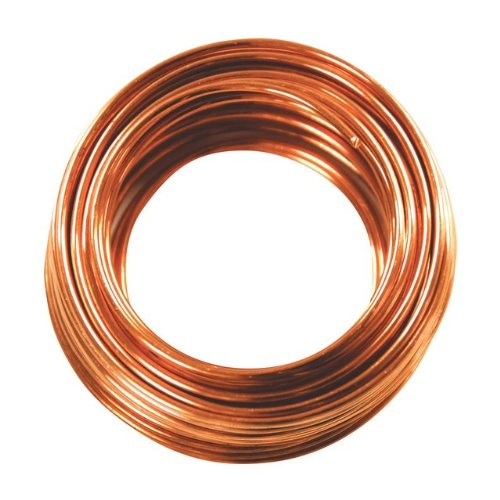 Hillman 50160 Copper Wire 16 Gauge, 25'