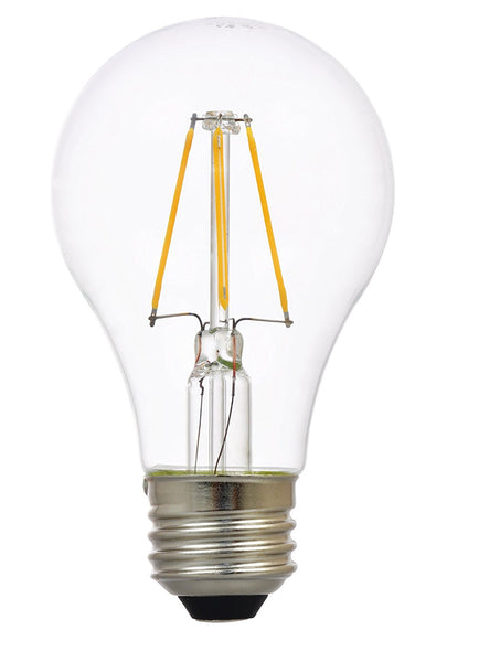 Sylvania 74413 A19 Vintage LED Light Bulb, 2700K