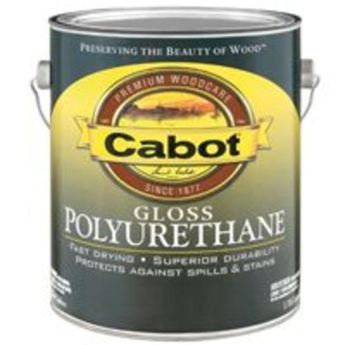 Cabot 144.0018010.007 Interior Oil-Based Polyurethane Gloss Gallon
