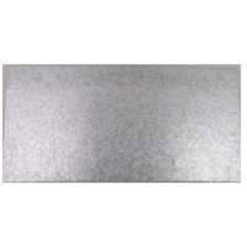 "Stanley 215772 26-Gauge Weldable Steel Sheet 24""X24"""