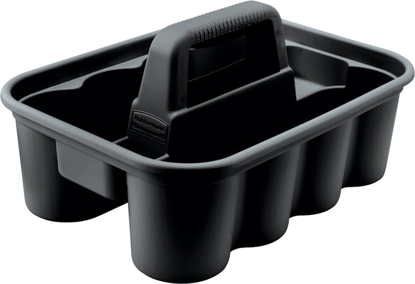 Newell Rubbermaid 315488BLA Janitor All-Purpose Carry Caddy