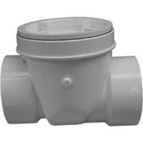Genova 77630 Pvc Backwater Valve, 3""