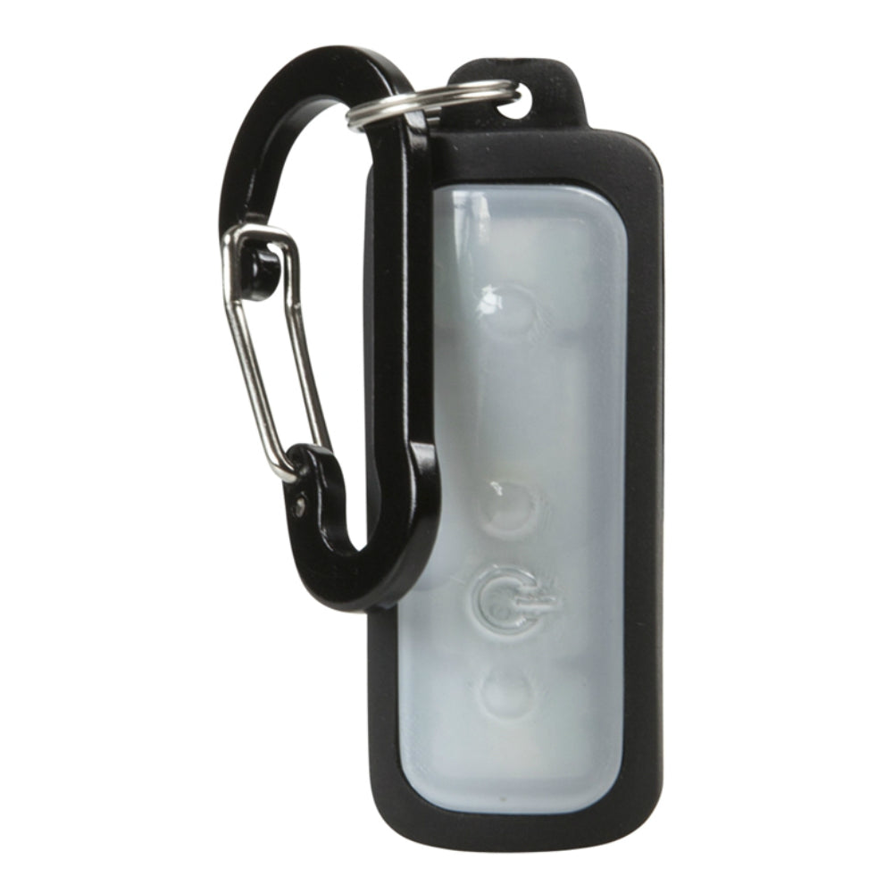 Life+Gear PS07-60641-BLA Clip Light for Pet Collar
