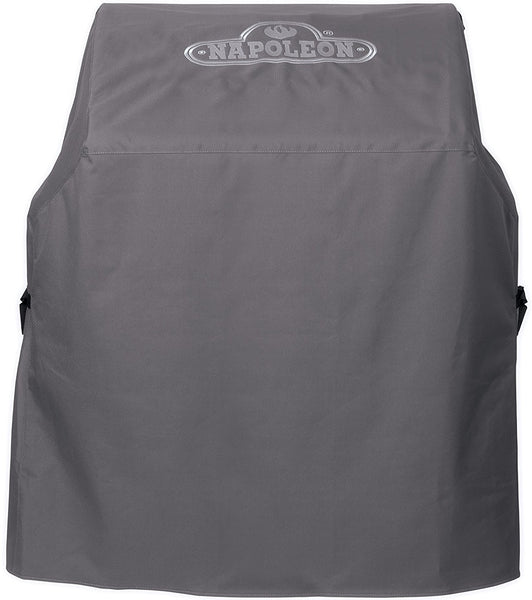Napoleon 63411 Heavy Duty Rectangle Grill Cover, Gray