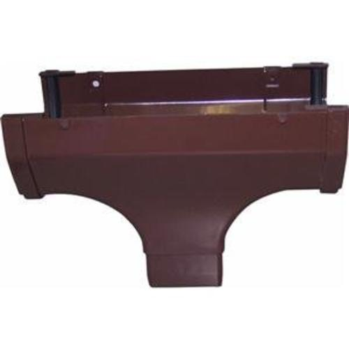Genova HRB107 Hiflo Drop Outlet, Brown