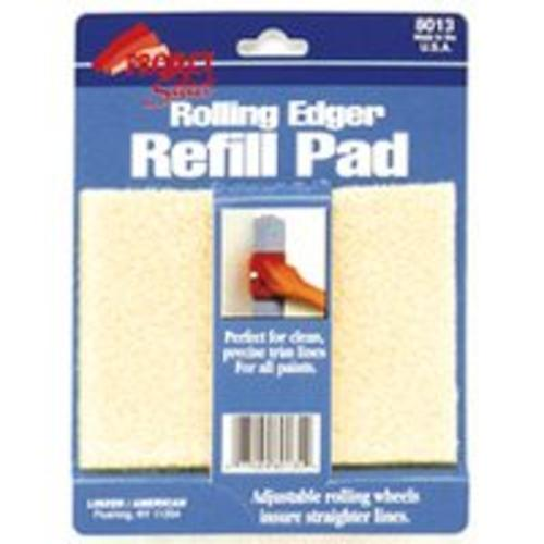 Linzer 8013 Project Select Paint Pad Edger Refill, 5""