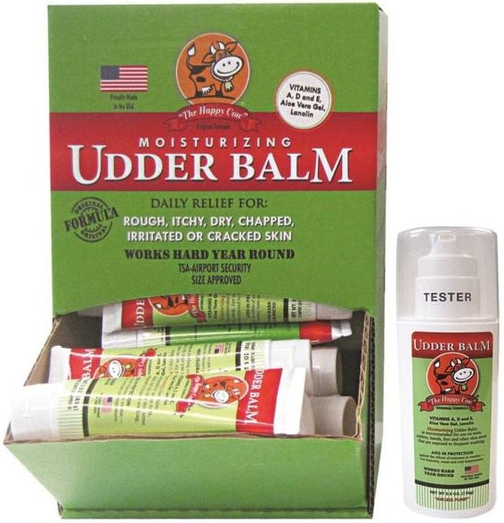 Happy Cow 3367T Udder balm tube, 3 oz