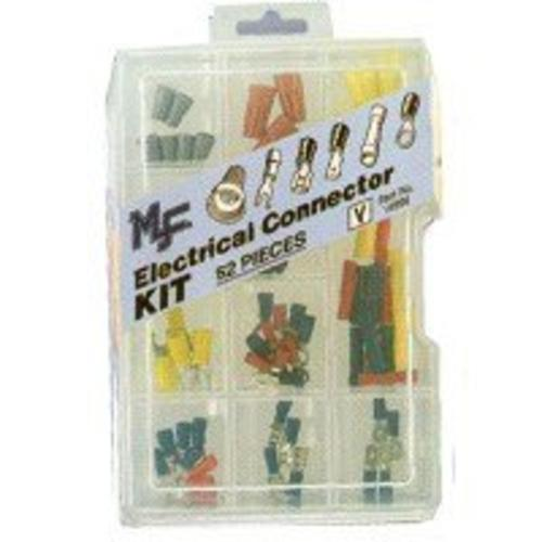 Midwest 14996 Electrical Connector Assortment Kit, 62 Piece