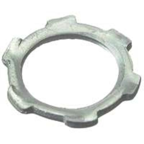 Halex 96196 Steel Conduit Locknut, 2""