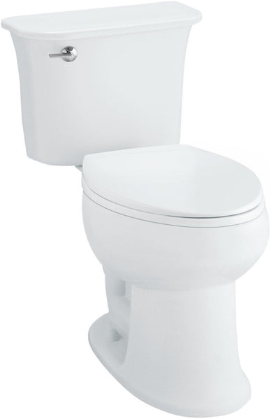 Sterling 404704-0 Stinson Elongated Complete Toilet, White