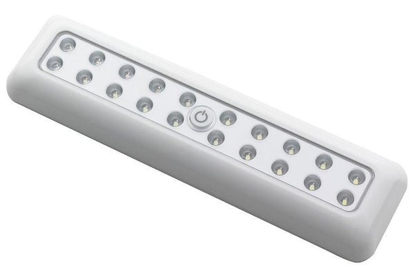 Fulcrum 30017-308 20-LED Anywhere Light, White