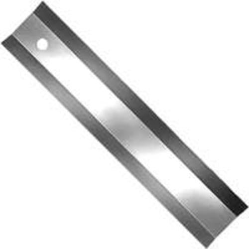 Hyde 11150 2-Edge Carbon Steel Scraper Replacement Blade, 5""