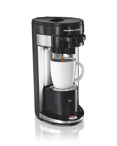 Hamilton Beach 49995 My Brew Single Serve Coffeemaker, 10 oz