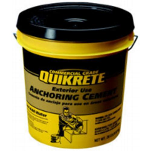 Quikrete1245-20 Anchoring Cement,  20 Lb