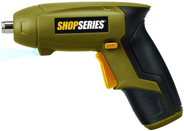 Rockwell SS2001 ShopSeries Screwdriver 3.6v Lithium with LED