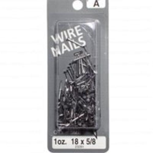 "Midwest 23281 Wire Nails, 18"" x 5/8"""