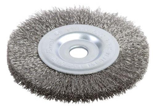 Forney 72742 Crimp Coarse Wire Wheel Brush, 4""