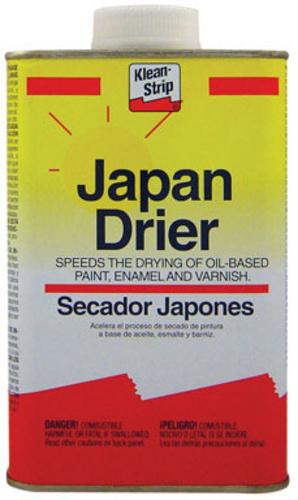 Klean-Strip PJD40 Japan Drier, 1 Pint