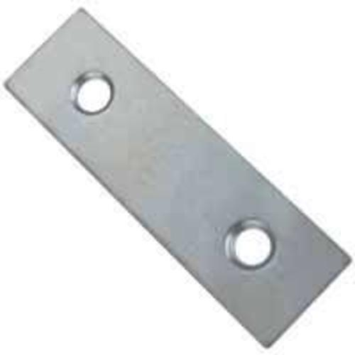 "Mintcraft MP-Z02-013L Mending Plate, 2"" x 5/8"", Zinc Plated"