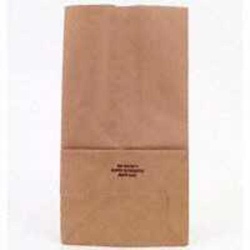 Duro 8165 Wide Mouth Beer Paper Bags, 25 lbs