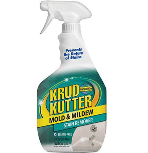 Krud Kutter 305471 Mold And Mildew Stain Remover, 32 Oz
