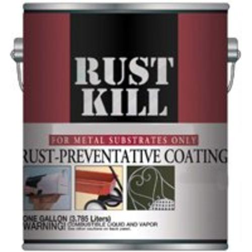 Majic 8-6003-1Rust Kill Enamel, Sandy Beige, 1 Gallon