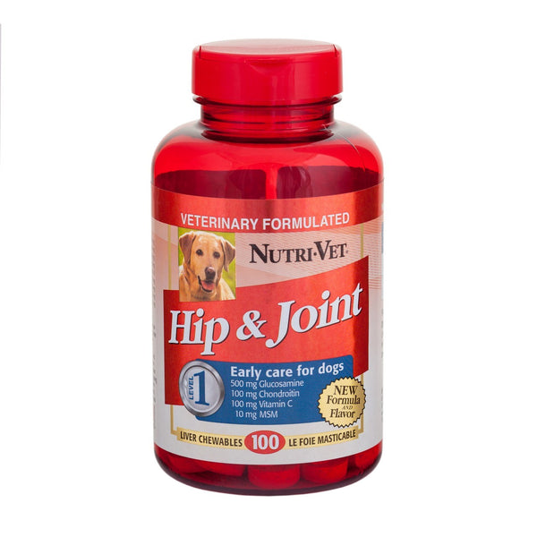 Nutri-Vet 01271-0 Hip & Joint Supplement