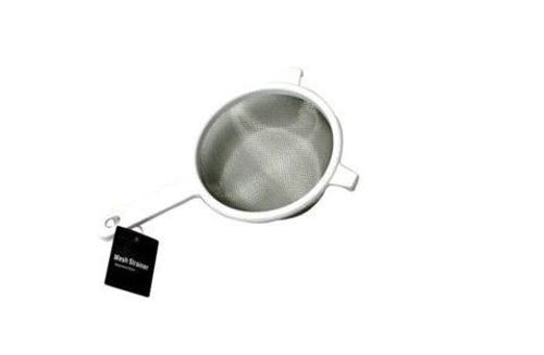 Chef Craft 21389 Mesh Strainer, Stainless Steel, 6""