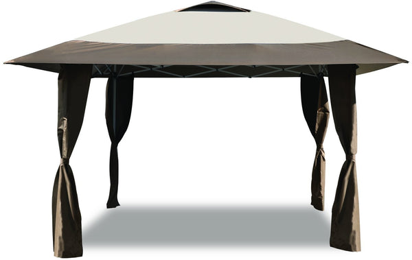 Seasonal Trends 21316200150 Haven Instant Canopy, Beige/Brown