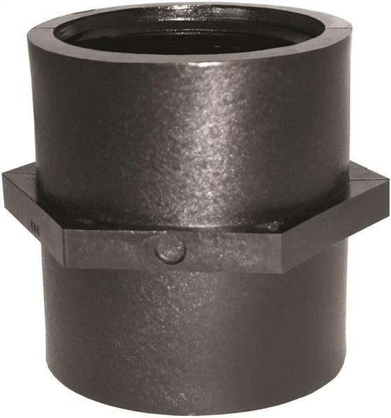 Green Leaf FTC 112 P Pipe Coupling, Polypropylene, 1.5""
