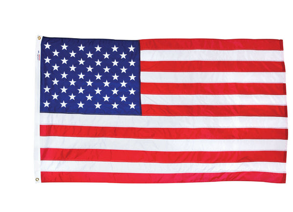 Valley Forge USPN-1 Nylon U.S. Flag, 3' x 5'