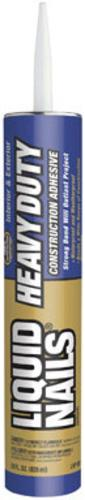 Liquid Nails LNP-901 28 Heavy Duty Construction Adhesive, 28 Oz