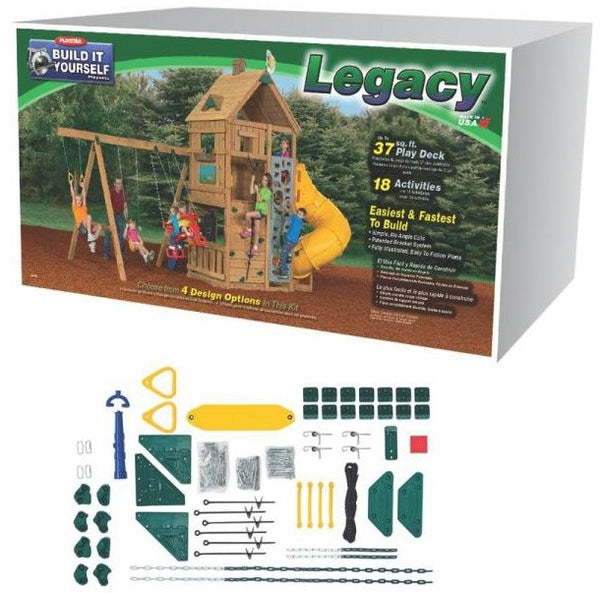 Playstar PS 7716 Legacy Build It Yourself Playset Kit