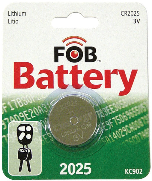 Hy-Ko KC902 Fob Remote Battery, 3 Volt