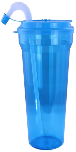 FLP 0994 Jumbo Sports Bottle With Straw, 35 Oz