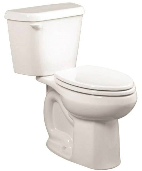 "American Standard 751CA001.020 Colony Elongated 12"" Rough Toilet, 1.6 gpf"