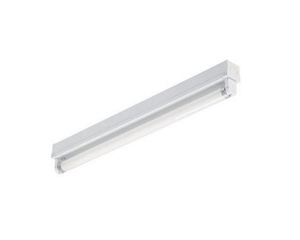 Lithonia Lighting 208GJ4 Fluorescent Strip Light, 120 Volt