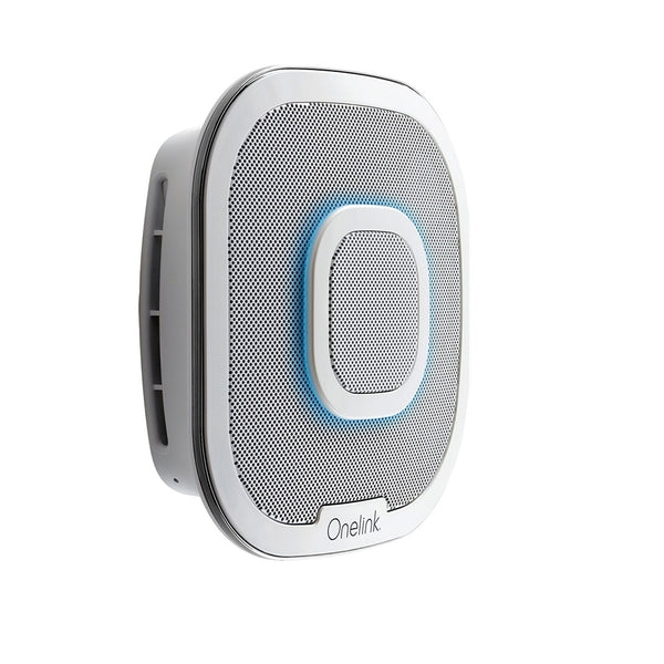 First Alert 1039102 Onelink Hard-Wired Photoelectric Connected Home Smoke & CO Detector